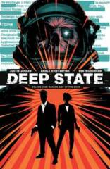Deep State, Vol. 1: Darker Side of the Moon