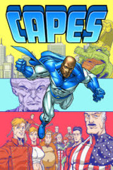 Capes: Punching the Clock
