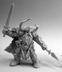 Reaper Bones Miniature: Frost Giant King
