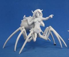 Reaper Bones Miniature: Shaerileth, Spider Demoness