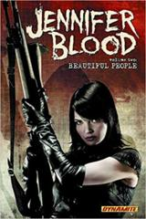 Jennifer Blood: Beautiful People Vol. 2