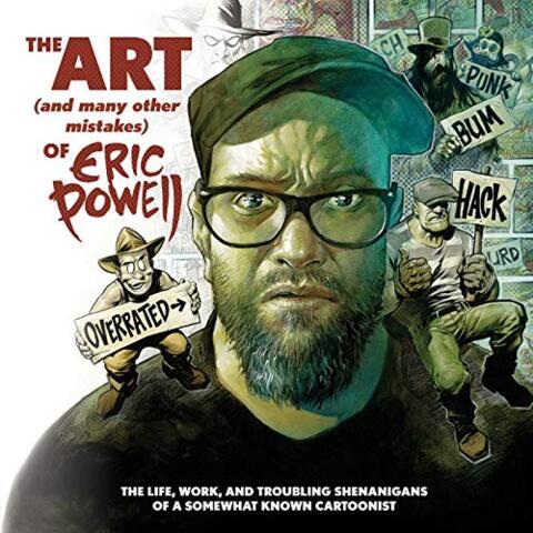 The Art of Eric Powell (Oversize)
