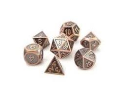 RPG Gothica Set - Battleworn Copper