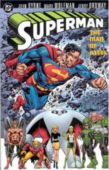 Superman, Vol. 3: The Man of Steel (Byrne & Wolfman)