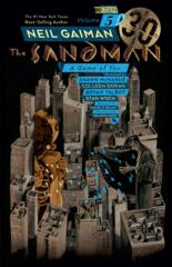 Sandman 30th Anniversary, Vol. 5: A Game of You