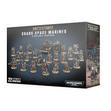Battleforce: Chaos Space Marines - Vengeance Warband