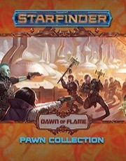 Starfinder Pawns: Dawn of Flame