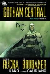 Gotham Central: Corrigan Vol. 4