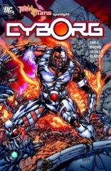 Teen Titans Spotlight: Cyborg