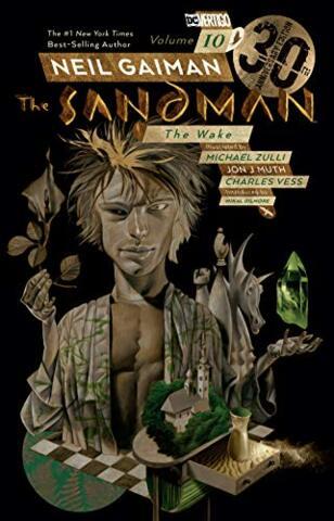 Sandman 30th Anniversary, Vol. 10: The Wake