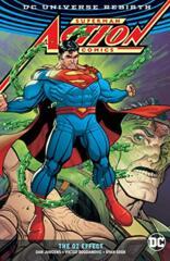 Superman Action Comics: The Oz Effect