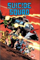 Suicide Squad, Vol. 1: Trial by Fire