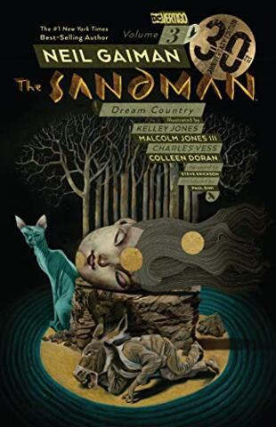Sandman 30th Anniversary, Vol. 3: Dream Country