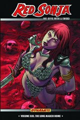 Red Sonja: The Long March Home Vol. 13