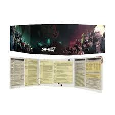 City of Mist: MC Screen