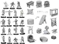 Townspeople & Accessories