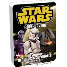 Star Wars Roleplaying: Republic & Separatist: Adversary Deck