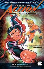Superman Action Comics, Vol. 5: Booster Shot