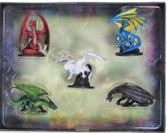 Dungeons and Dragons: Dragon Collectors Set