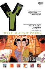Y: The Last Man: Kimono Dragons Vol. 8
