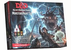 Nolzur's Marvelous Pigments: Monsters Paint Set