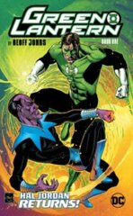 Green Lantern, Book 1: Hal Jordan Returns