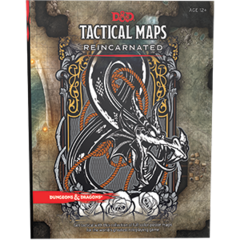 Dungeons and Dragons: Tactical Maps Reincarnated