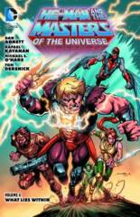 He-Man and the Masters of the Universe: What Lies Within Vol. 4