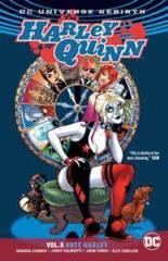 Harley Quinn, Vol. 5: Vote Harley