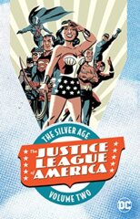 Justice League, The Silver Age, Vol 2
