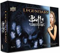 Legendary Buffy The Vampire Slayer Bg