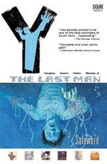 Y: The Last Man: Safeword Vol. 4