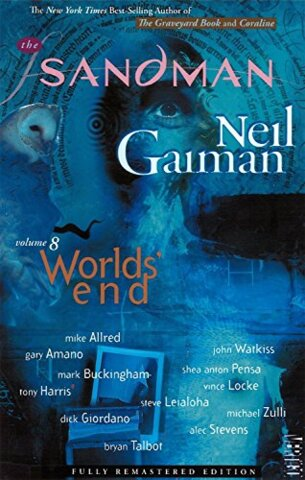 Sandman, Vol. 8: Worlds End