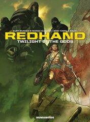 Redhand: Twilight of the Gods (HC) (Oversized)