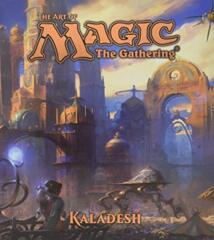 The Art of Magic the Gathering: Kaladesh (Oversize)