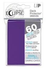 Pro-Matte Eclipse Deck Protector Sleeves (Small Gaming Cards) - Purple