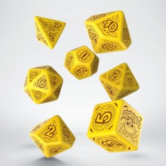 Pathfinder Skull & Shackles Dice Set (7)