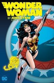Wonder Woman by John Byrne, Book 3 (HC)