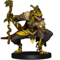 Serpentfolk Wizard