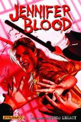 Jennifer Blood: Blood Legacy Vol. 5