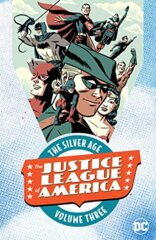 Justice League, The Silver Age, Vol 3