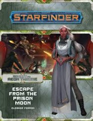 Starfinder Against the Aeon Throne 2: Escape From the Prison Moon