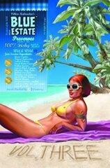 Blue Estate Preserve by Viktor Kaluachev (Issues 9-12) Vol. 3