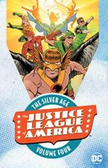 Justice League, The Silver Age, Vol 4