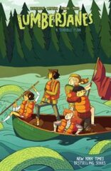 Lumberjanes: A Terrible Plan Vol. 3