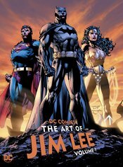 DC Comics: The Art of Jim Lee