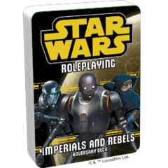 Star Wars Roleplaying: Imperials & Rebels III