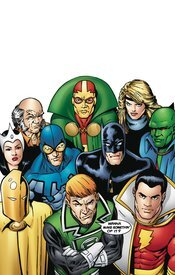 Justice League International, Book One: Born Again
