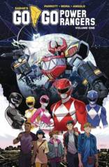 Power Rangers, Go Go - Vol. 1