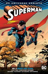 Superman, Vol. 5: Hopes and Fears (Tomasi & Gleason)